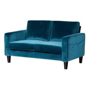 Causeuses Fixes Et Inclinables En Cuir Et En Tissu Meubles Rd In 2020 Love Seat Cozy Sofa Furniture