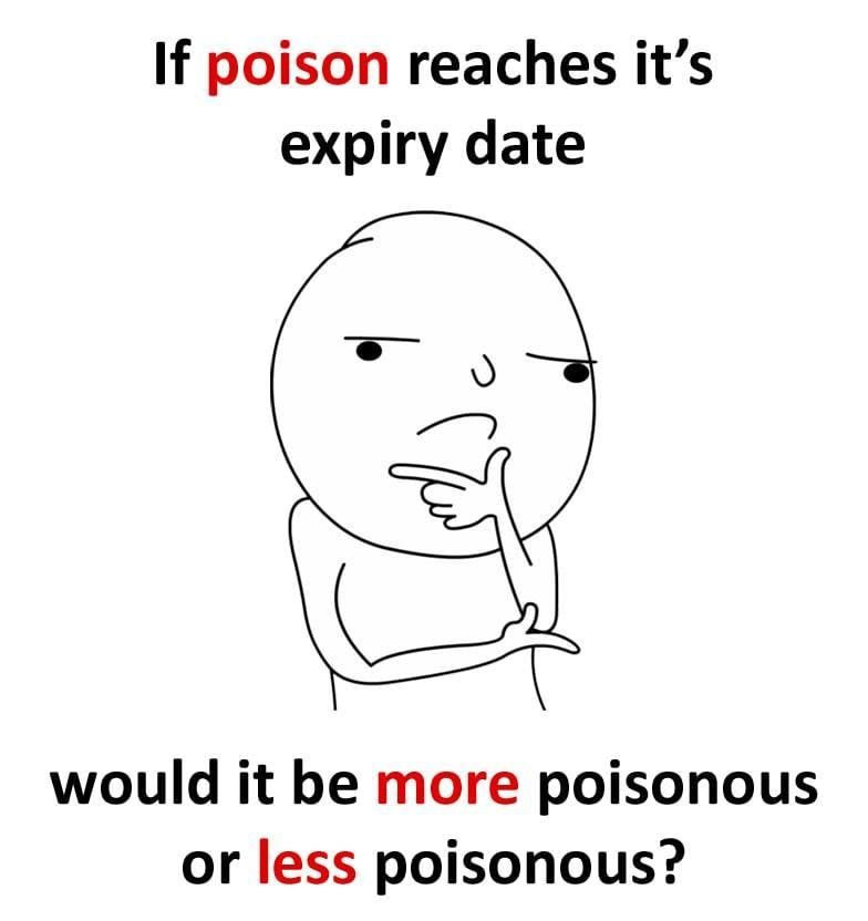 Sarcasm Poison Expire Date In 2020 Funny Quotes Sarcasm Fun Quotes Funny Friends Quotes Funny