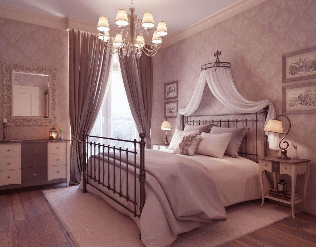 Bedroom Decorating Ideas With Chandeliers  Design Ideas 20172018 Adorable Bedroom Chandelier Inspiration Design