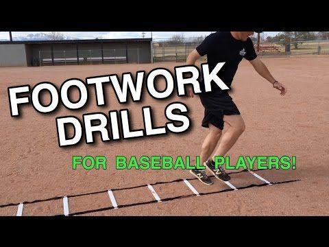 Photo of How To: Baseball Footwork Drills for SPEED and QUICKNESS!