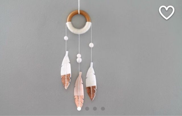 Dream Catcher. Baby girl nursery