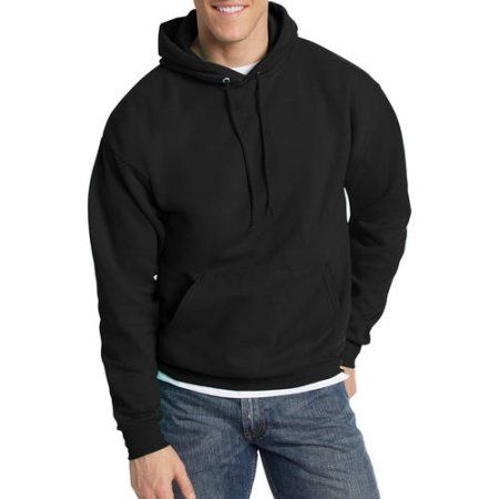 info for 5e2d9 e692b Free 2-day shipping on qualified orders over  35. Buy Hanes Men s EcoSmart  Fleece Pullover Hoodie with Front Pocket at Walmart.com
