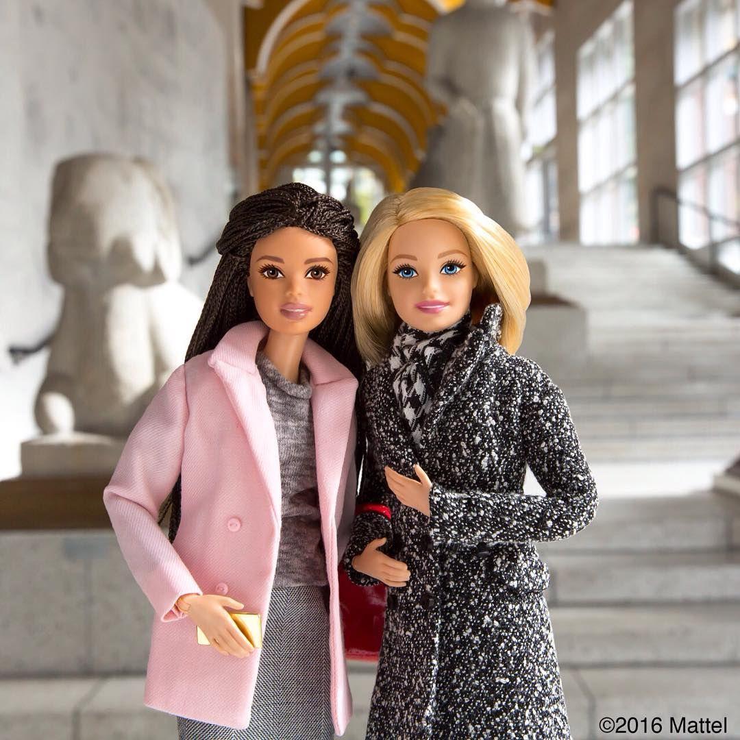 Las Nuevas Barbie Fashionistas Ya Estan Aqui Pero Gustan Tanto