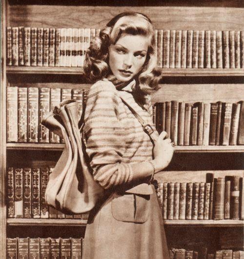 Lauren Bacall in the Big Sleep 1947