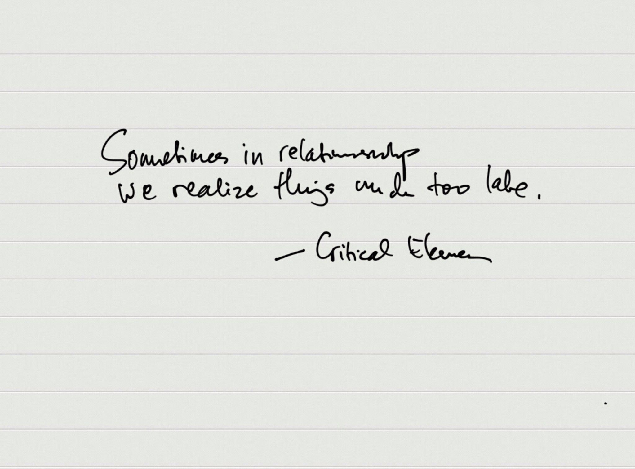 Critical Eleven Quotes Quotes In 2018 Pinterest Quotes