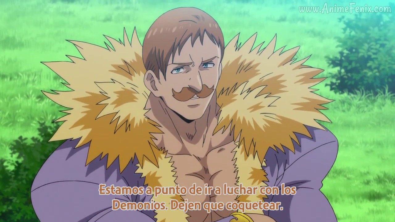 Nanatsu no Taizai Temporada 3 Capitulo 21 Sub Español en