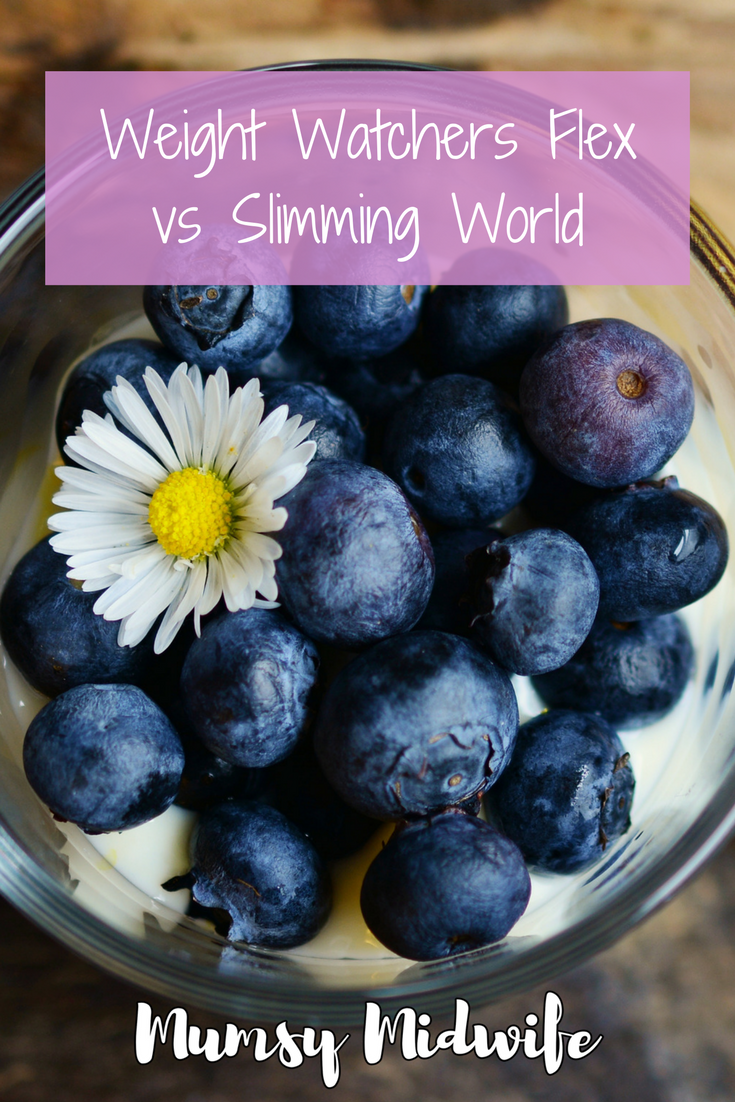Which is better, Weight Watchers Flex or Slimming World? Here's a comparison. Weight Watchers Flex vs Slimming World, Weight Watchers vs Slimming World,