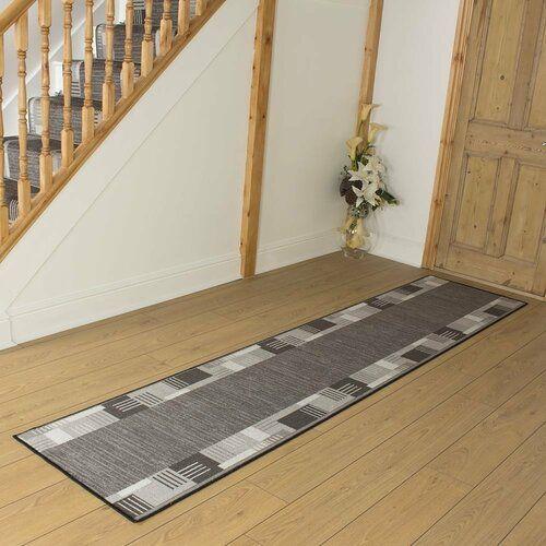 Teppich Bale in Graphitgrau ClassicLiving Teppichgröße: Läufer 80 x 240 cm