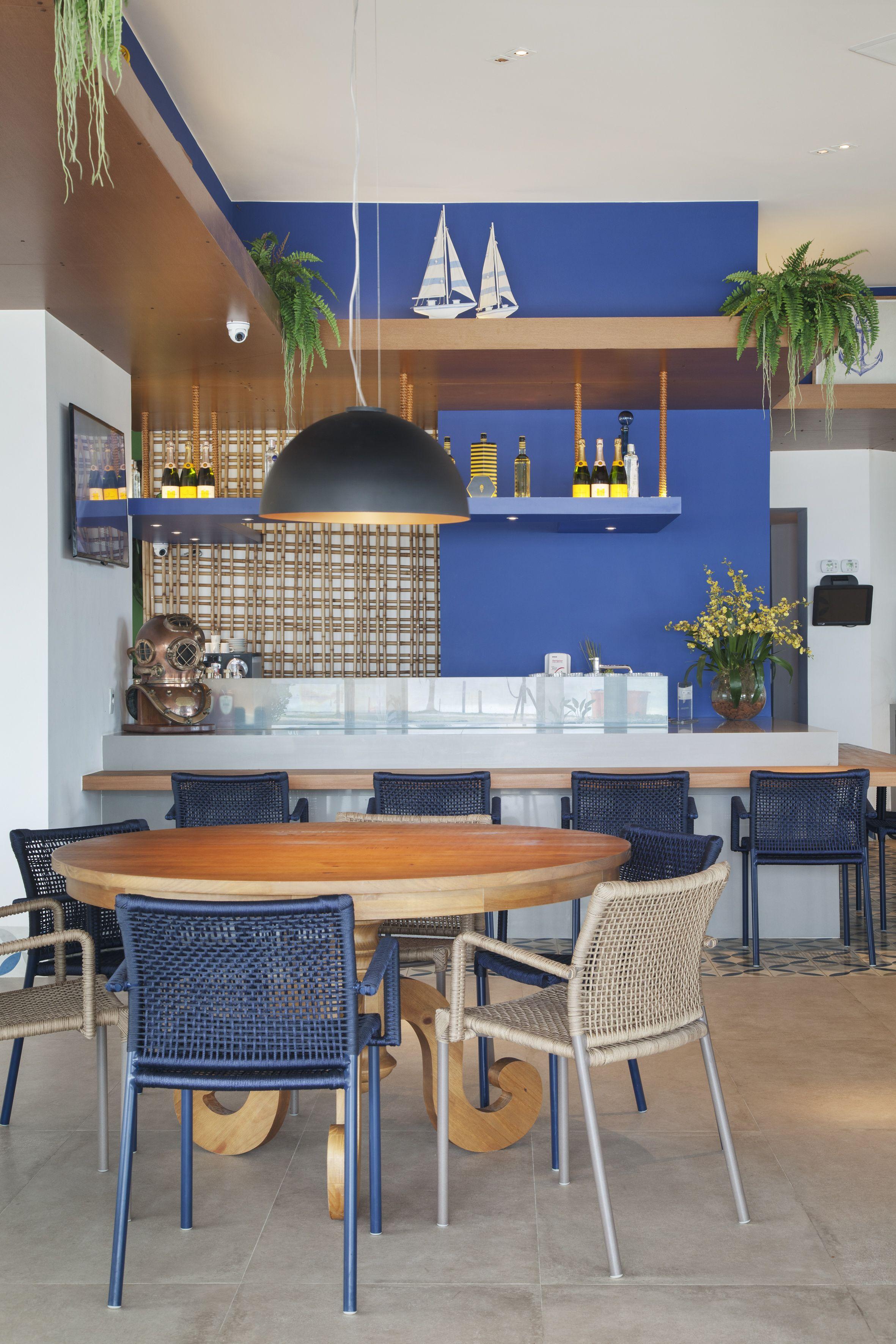 Restaurante - Hotel Praia Linda - Velero - Restaurante Velero - Restaurant - Barra da Tijuca - Saporito Engenharia - Studio 021