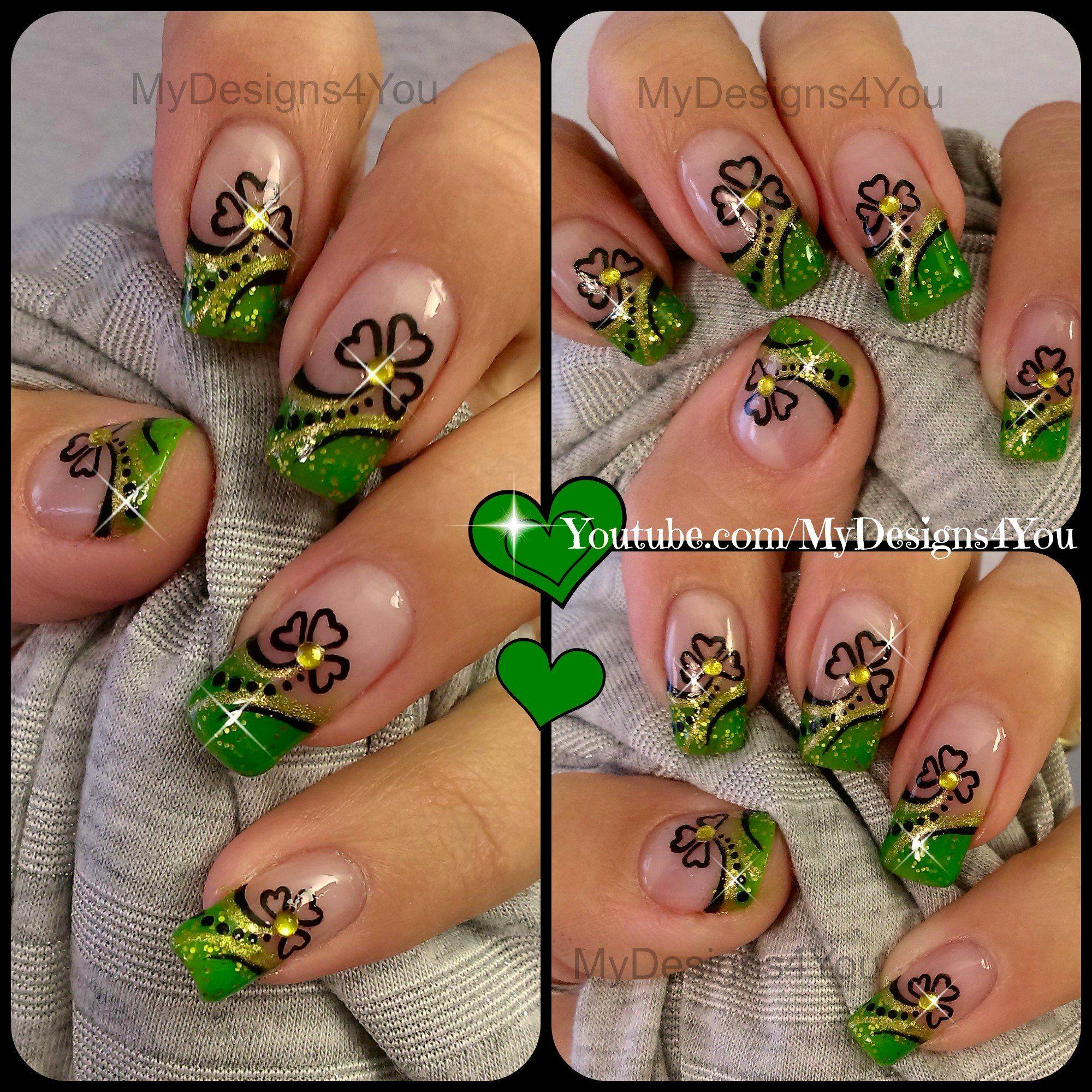 Pin de MyDesigns4You Nail Art en Re-Pin Nail Exchange | Pinterest ...