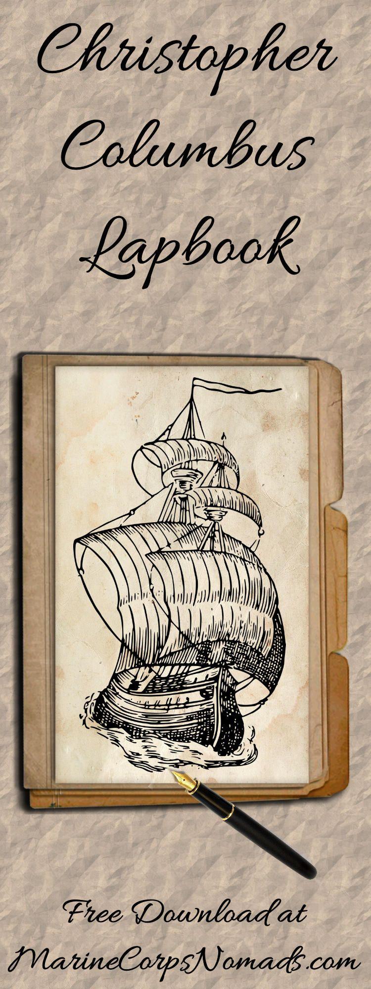 Atractivo Hojas Para Colorear De Christopher Columbus Viñeta - Ideas ...