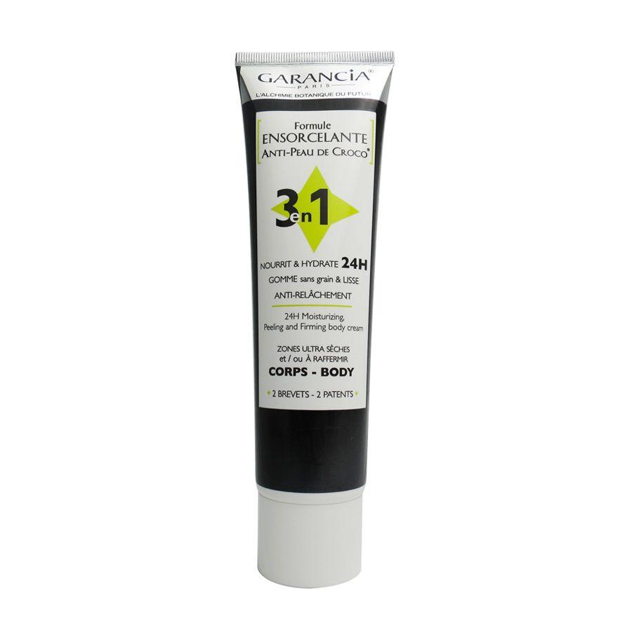 Garancia Formule Ensorcelante Anti Peau De Croco Parfum Et Texture Agreables Et Efficace Peau Produits De Beaute Peau Tres Seche