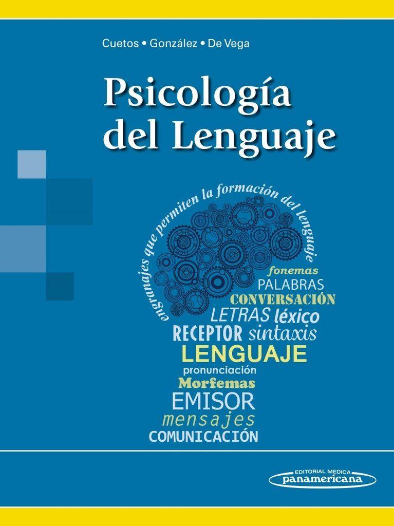 libro psicologia del lenguaje uned pdf