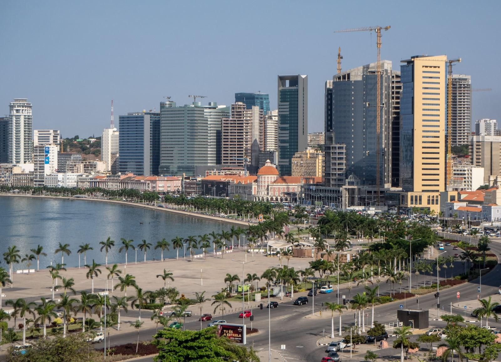 Luanda Angola City Cities Buildings Photography Africa Travel Cool Places To Visit Visit South Africa