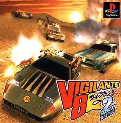 Vigilante 8 2nd Offense Apk Psx Epsxe Game Download Vigilante 8