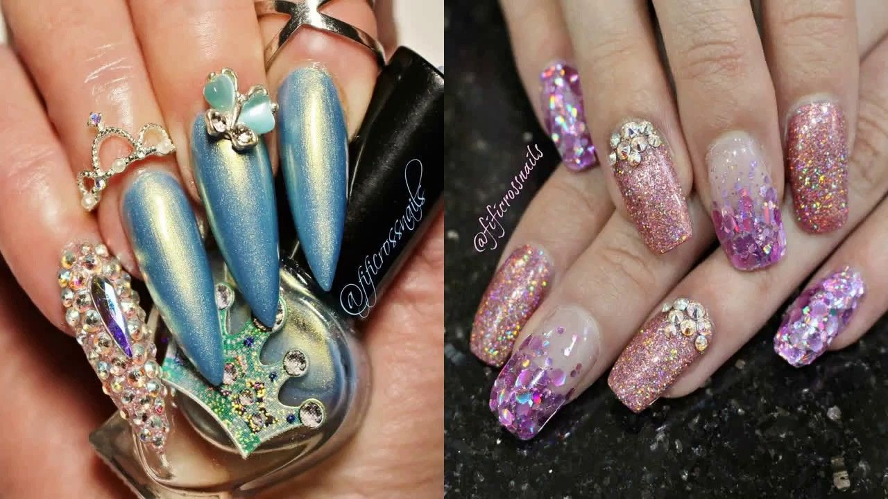 Instagram nail art videos compilation 2017 the best nail art instagram nail art videos compilation 2017 the best nail art designs sciox Image collections