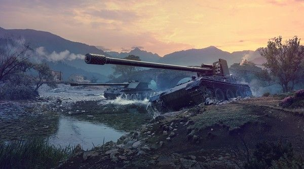 Update 2 11 for WoT Blitz | Video Game News | World of tanks, Tank