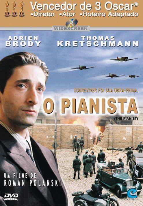 Um Filme De Roman Polanski Com Adrien Brody Thomas Kretschmann