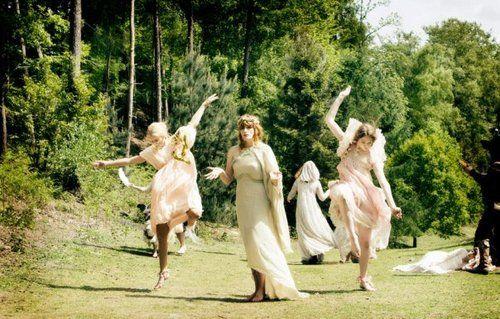 hippy wedding