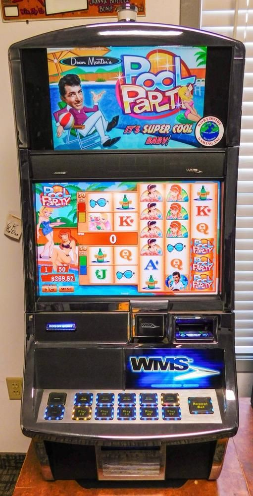 Wms video slot machines nancy gamble las vegas