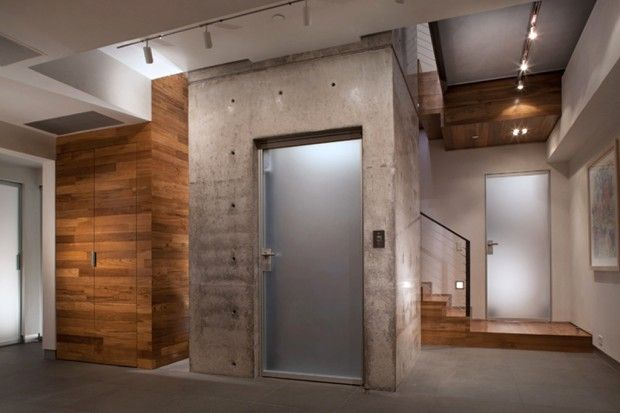 Residential Interior Design With Contemporary Reclaimed Wood By Terramai Oregon