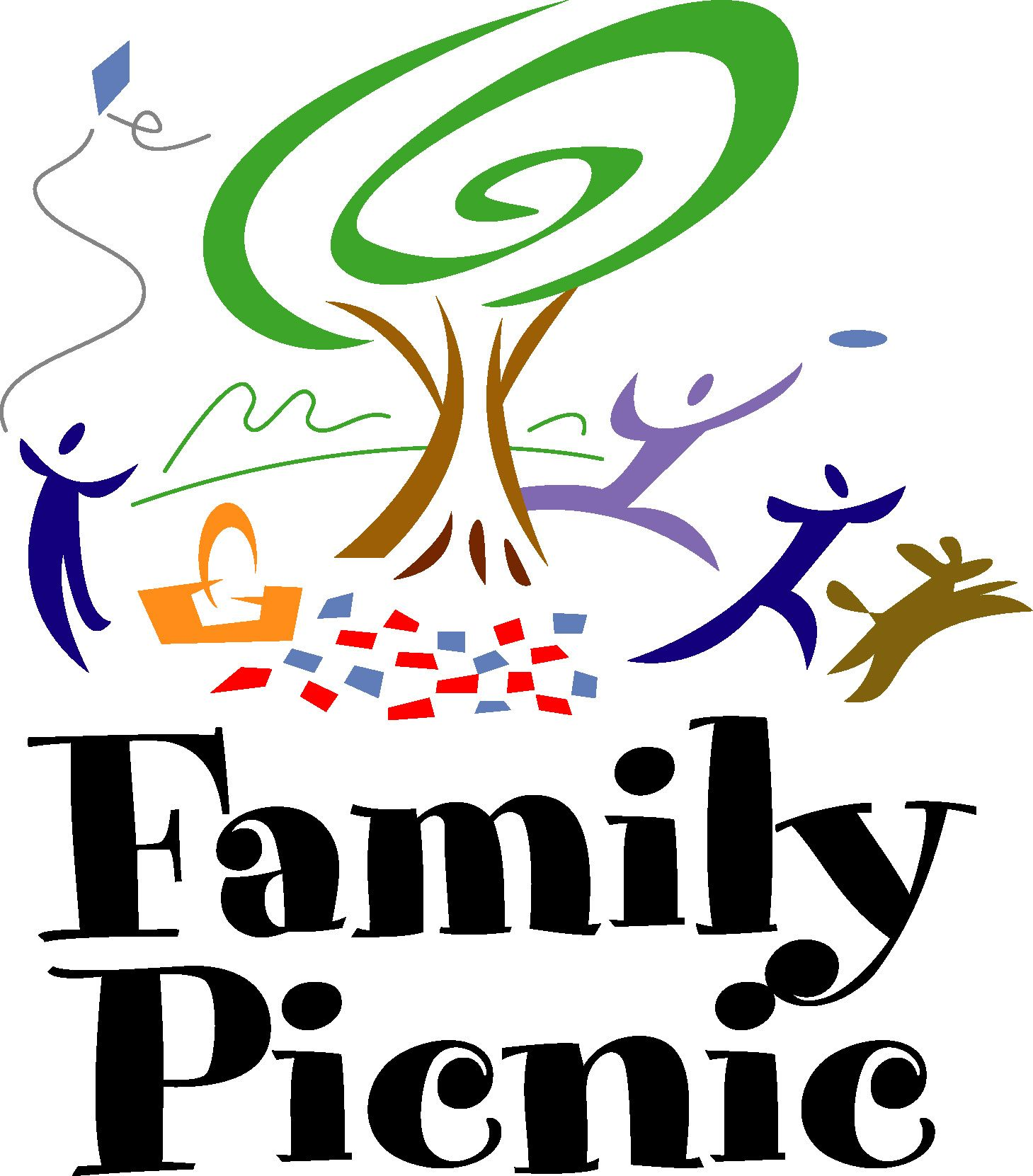 picnic clip art free lettering samples pinterest family picnic rh pinterest com family picnic clipart pictures family picnic clipart black and white