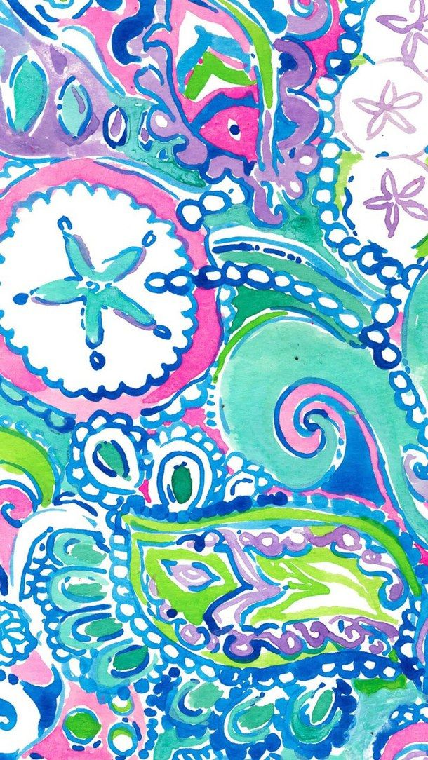 lilly pulitzer iphone wallpaper Google Search Lilly