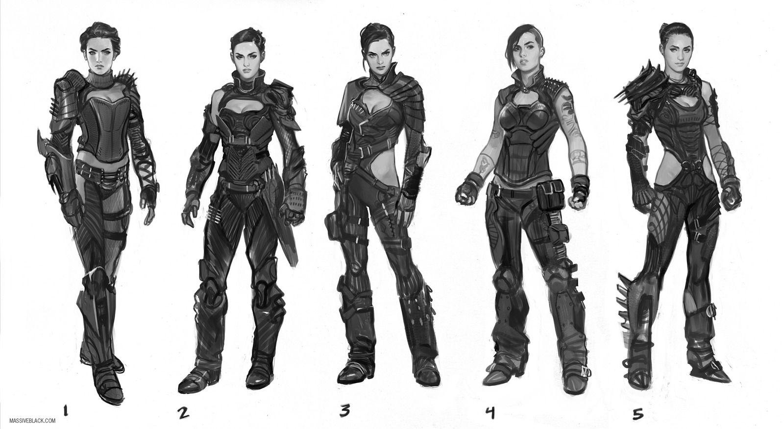 Ballistic Character Design Pdf : Female ballistic vest sci fi google search character
