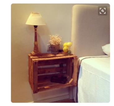 5 muebles hechos con cajas de madera - blogs de Decoracion | Cuartos ...