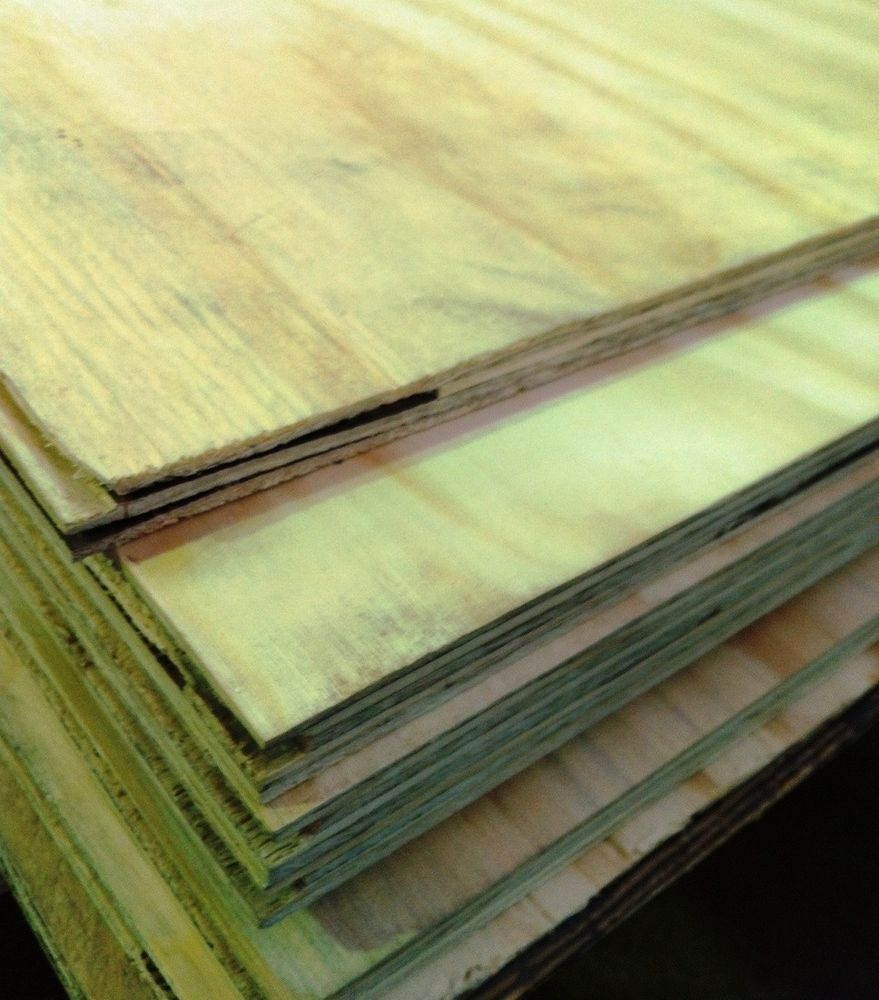 DOWNGRADE Plywood - 2400x1200x12mm Reject Sheets Board
