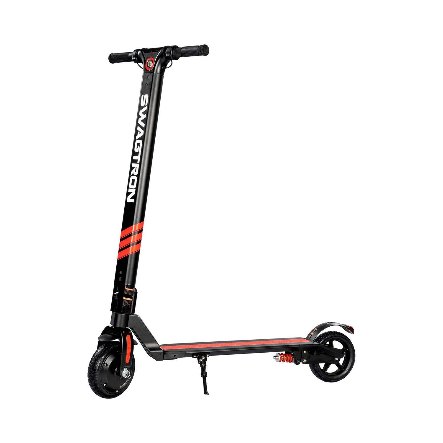 Swagger Pro Foldable Electric Scooter w/Cruise Control