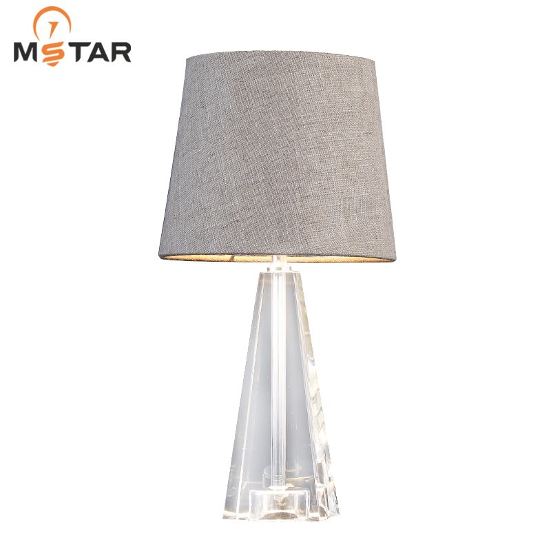 Clear Crystal Base Table Lamp U0026 Desk Lamp U0026 Modern Lightings   Buy Cheap  Crystal Table Lamp,Crystal Table Lamp With Shade,Crystal Table Lamp For  Hotel ...