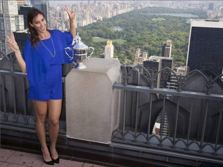 Flavia Pennetta addio al tennis