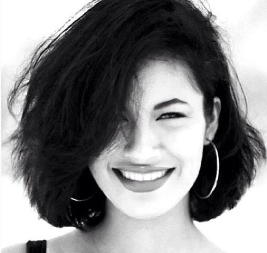 Fine Selena Quintanilla Black White Photo Just Pinterest Photos Hairstyle Inspiration Daily Dogsangcom