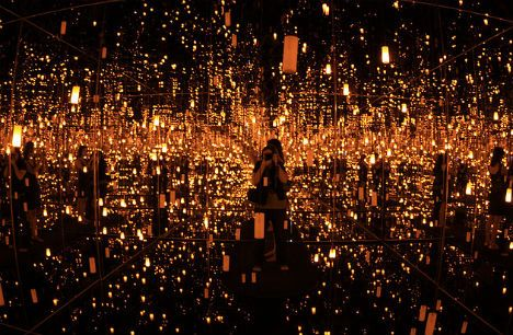 Let There Be Light: 14 Illuminating Art Installations #lightartinstallation
