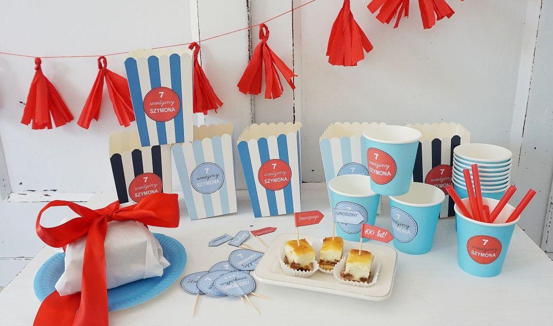 112b4a60b5e7af Pikery do druku DIY. Oryginalne dekoracje urodzinowe dla dzieci ...