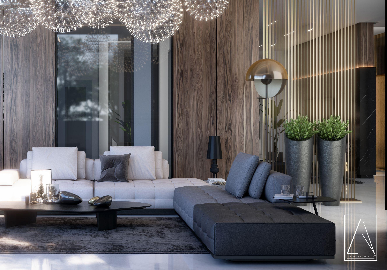 Modern reception toilet kuwait villa on behance
