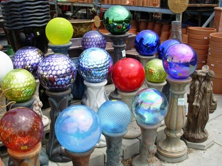 17 Best 1000 images about Gazing Balls on Pinterest Legends Trees