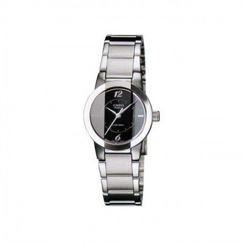 146f0a06c4fc CASIO 19632 LTP-1230D-1C - Reloj Señora cuarzo brazalete metálico negro