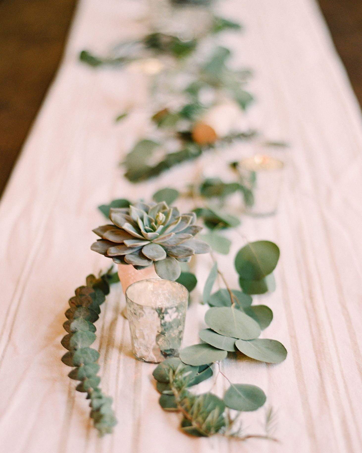 ideas for using succulents at your wedding reception weddings
