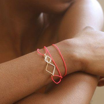 little cubilete bracelet by annika inez