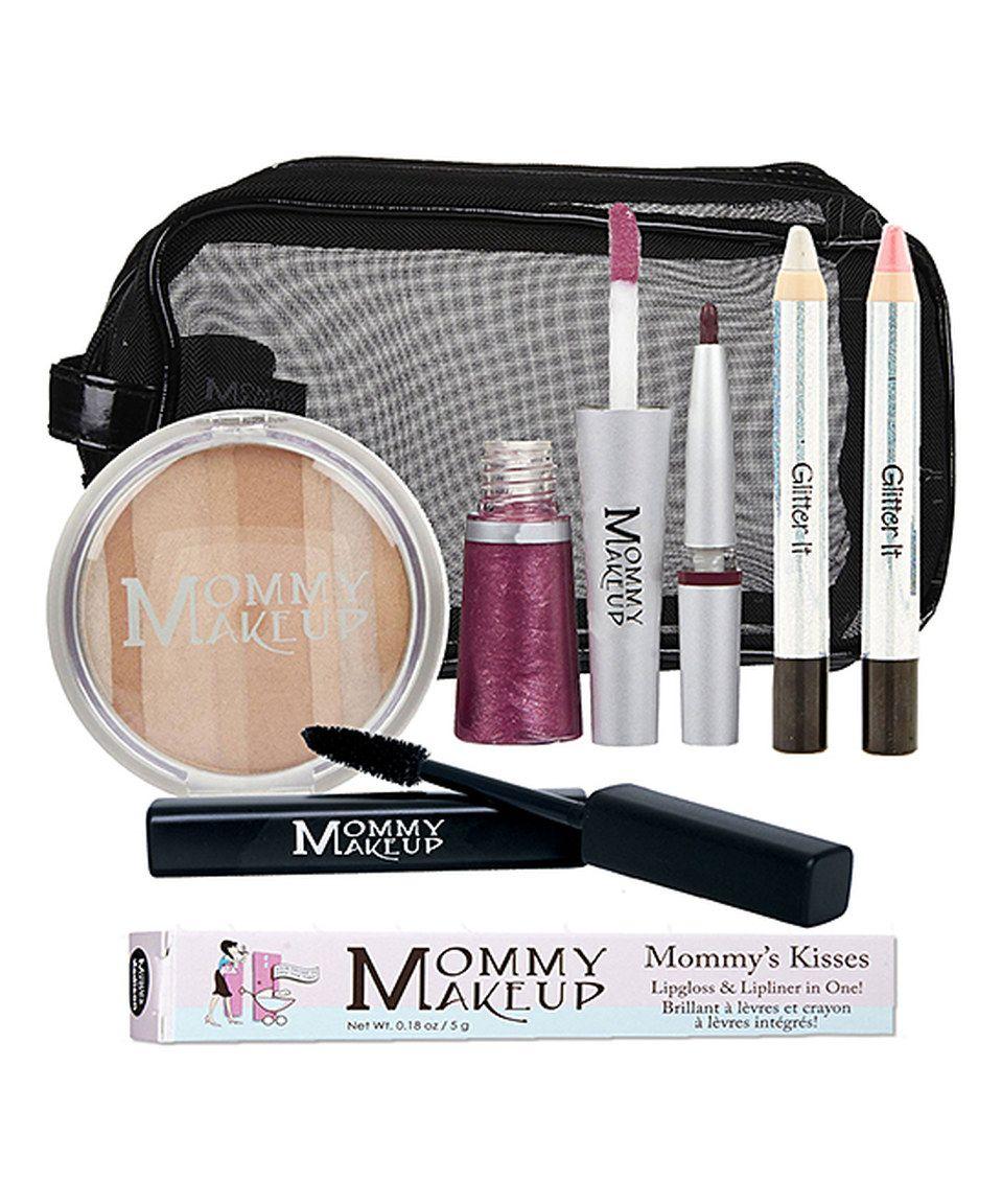 Mommy Makeup Shimmer & Sparkle Makeup Set by Mommy Makeup #zulily #zulilyfinds