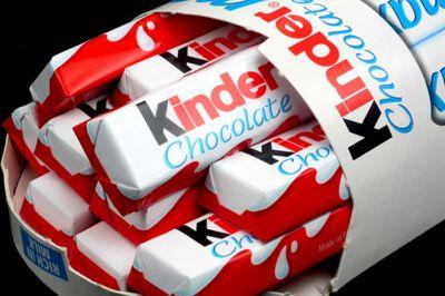 kinder :)