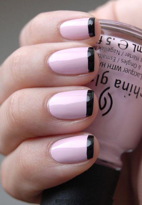20 diseños de uñas en tonos beige, rosados y neutros