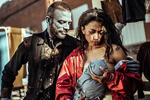 Keith Allan And Pisay Pao In Z Nation 2014 Scifi Spooky