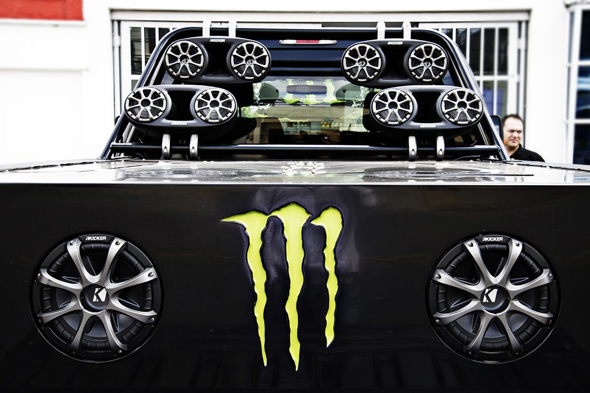 Ford F 250 Super Duty Monster Energy Drink Galaxi Sound Car Audio Monster Energy Drink F250 Car Audio