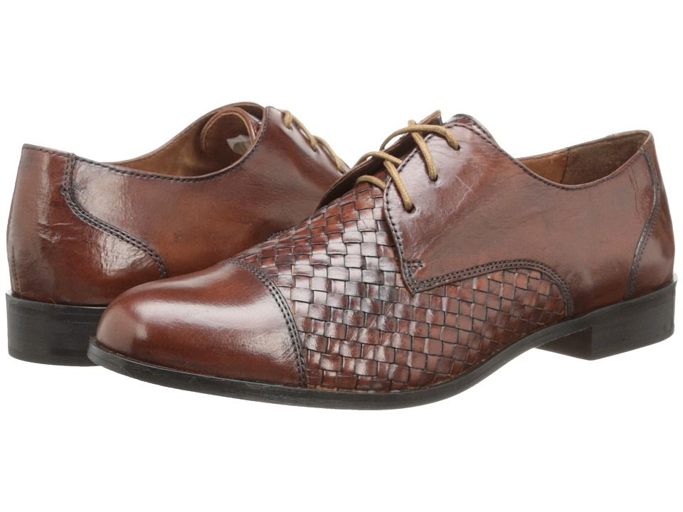 COLE HAAN COLE HAAN - JAGGER WEAVE OXFORD (SEQUOIA) WOMEN'S LACE UP CASUAL  SHOES