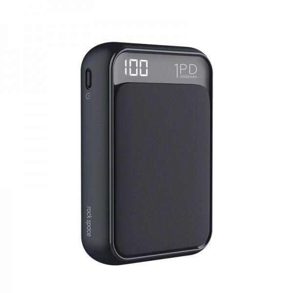 Fast Charging External Batteries Power Bank 10000mah(Black)