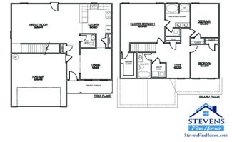 Lincoln floor plan (basement to add 800-1000sf)