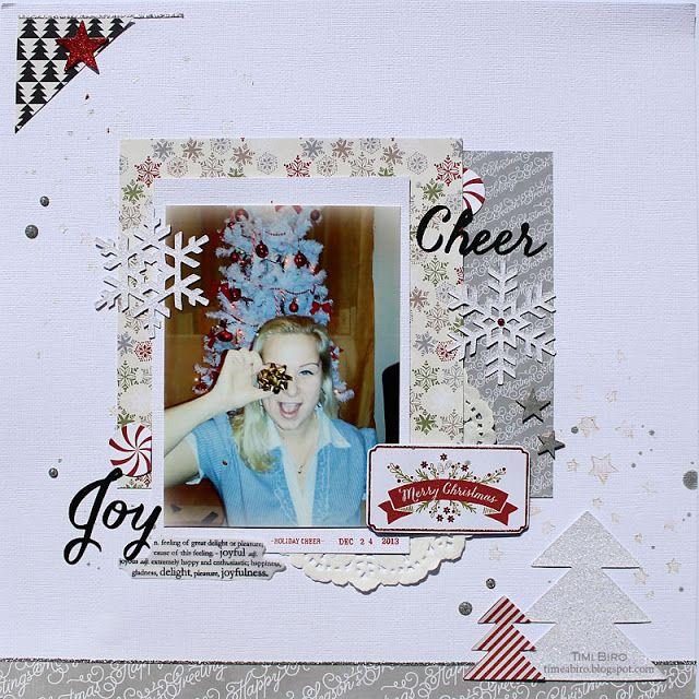 Scrapbook by Timi Biro: Karácsonyi hangulat   Christmas cheer